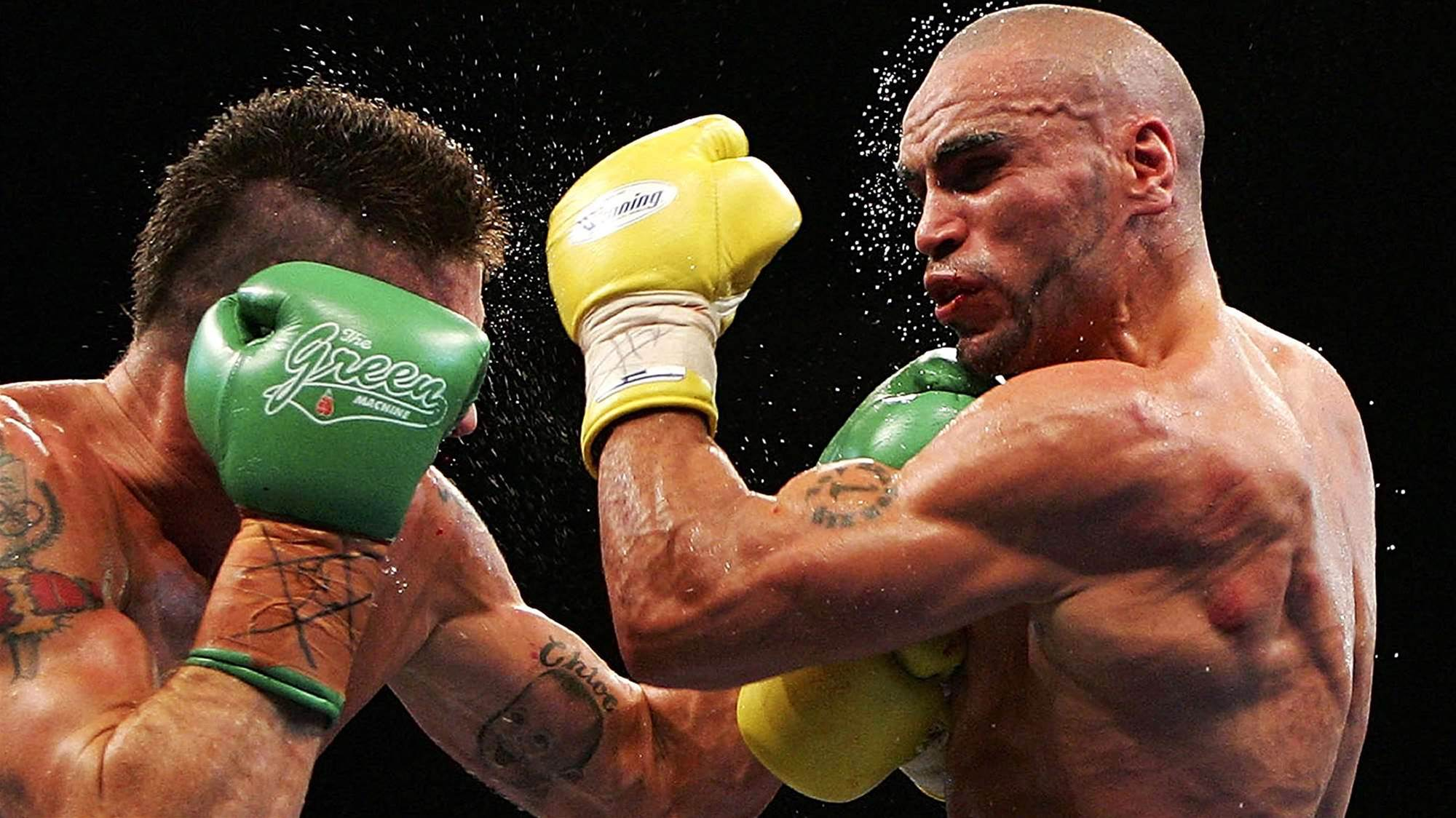 "Mundine: ""I want to put this s--- to rest"""