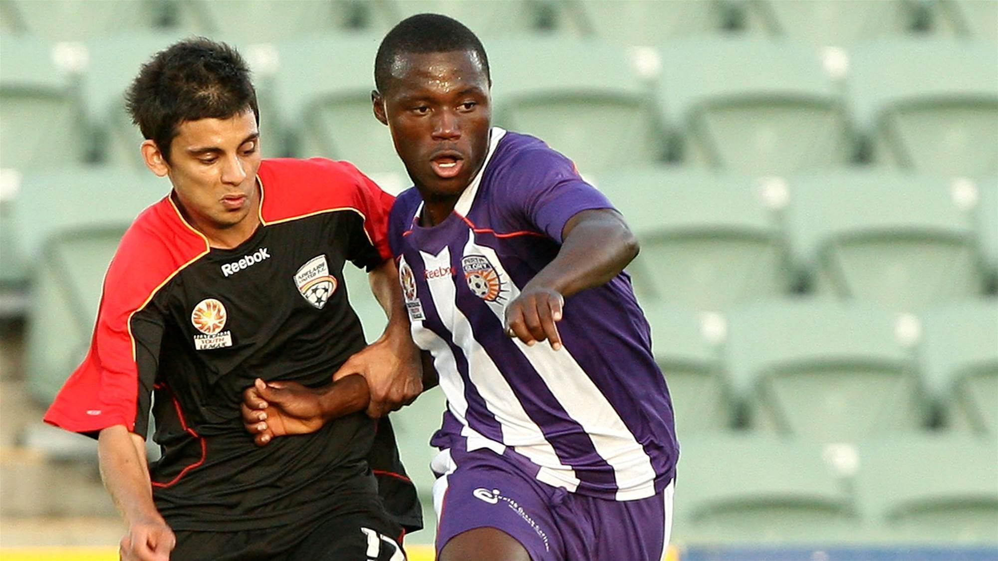 Former Glory player jailed for fraud