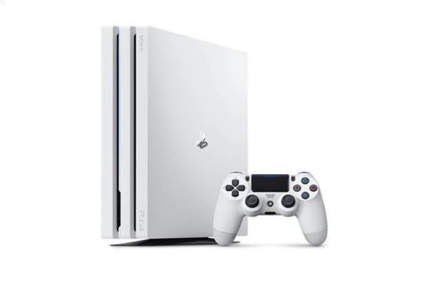 Sony reveals new Glacier White PS4 Pro Destiny 2 Bundle