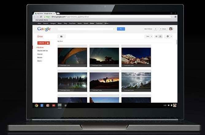 Google unveils high-end 'Pixel' Chromebook