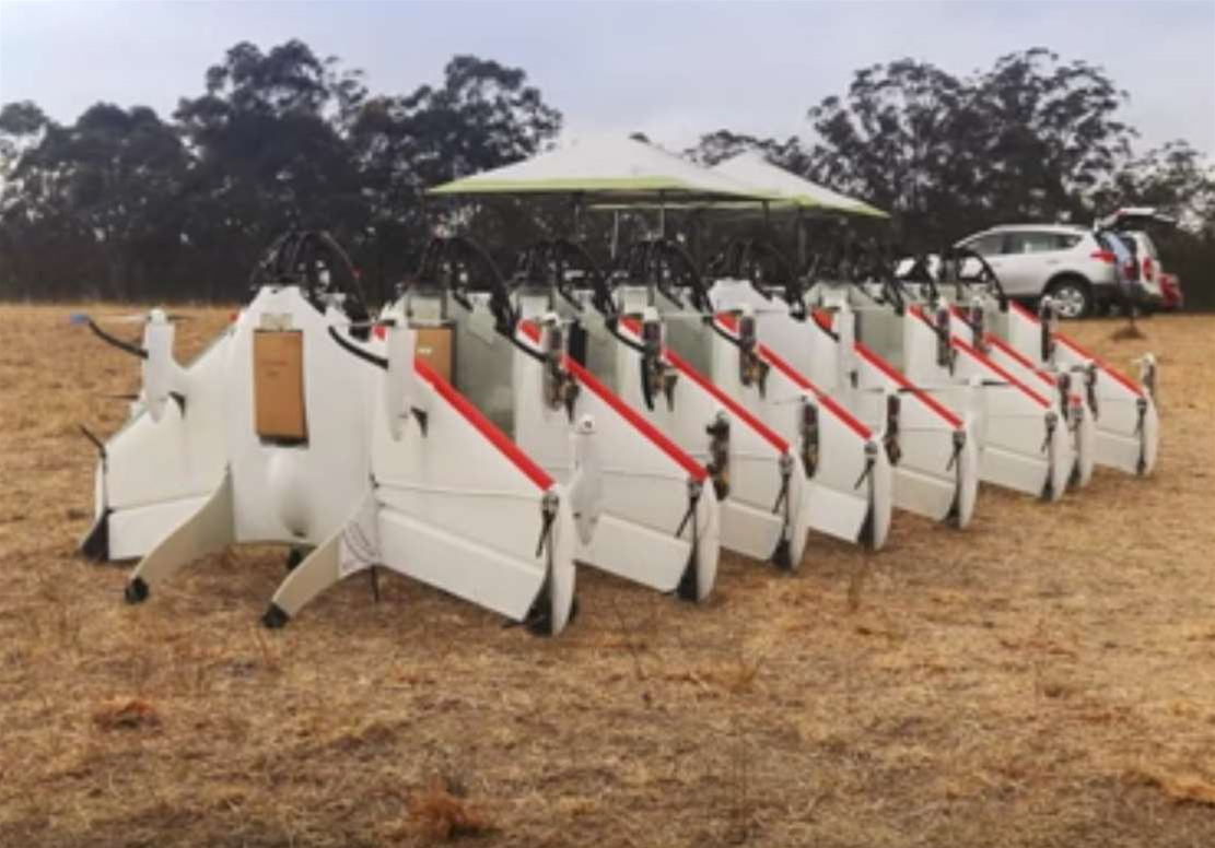 US govt funds Google's drone delivery project