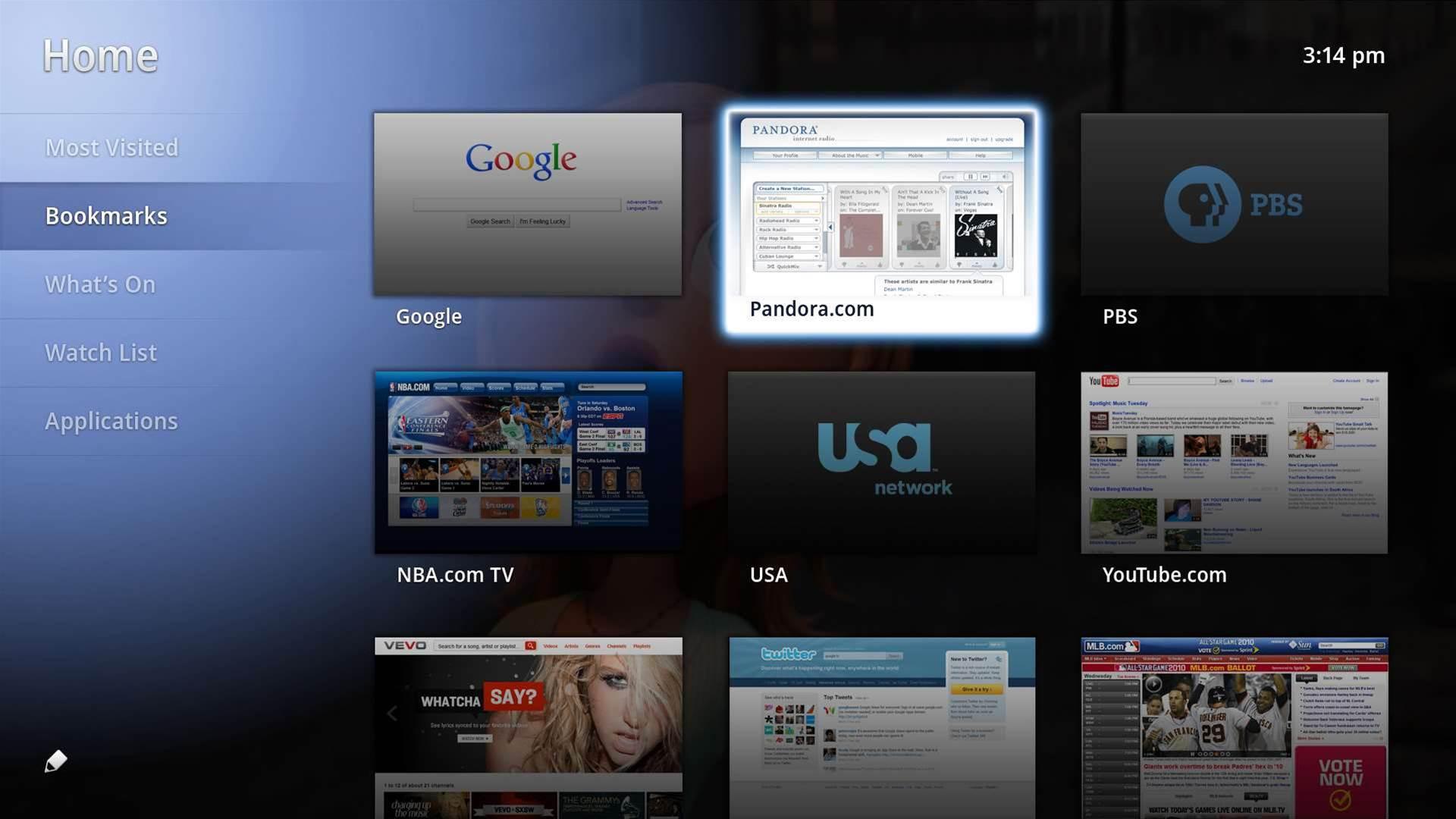 Google TV costs Logitech millions