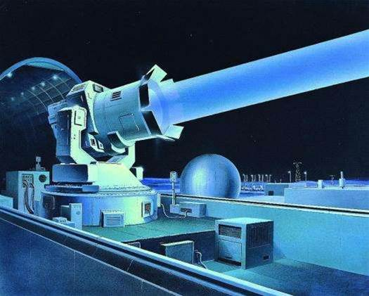 Could Lasers Be The Future Of Anti-Missile Weapons?