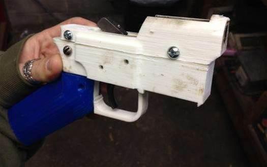 Man Makes Special Ammunition For 3D Printed Guns