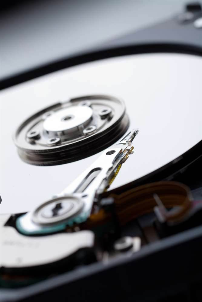 Scientists tout super-fast hard drives