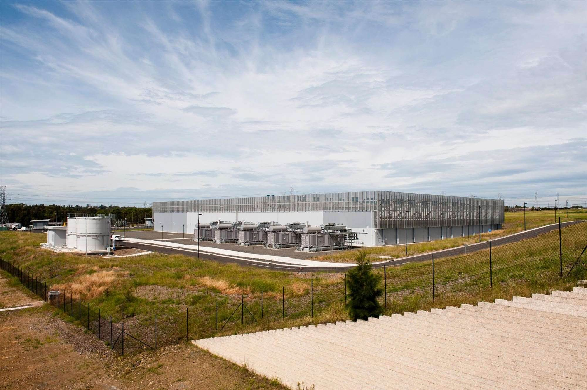 HP lifts lid on Sydney data centre