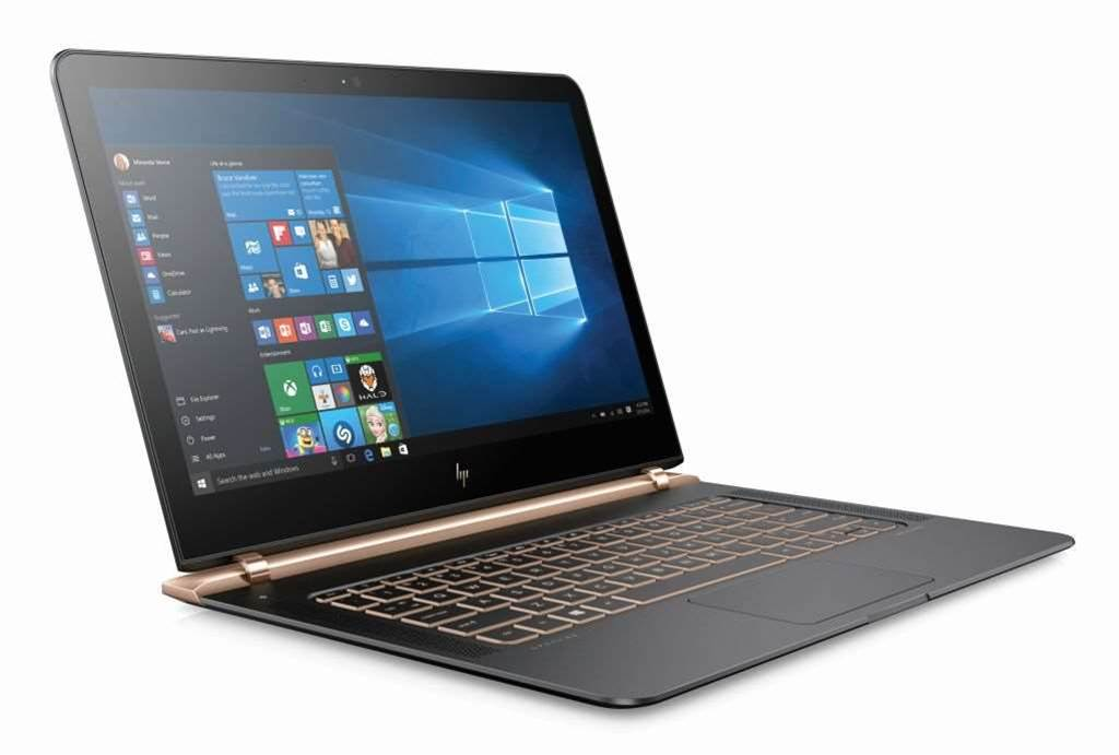 Review: the HP Spectre couldn't be any more lux if it tried