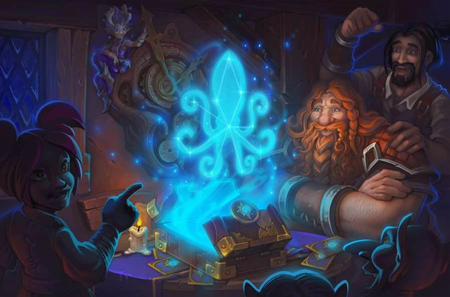 New ways to play Hearthstone on the way!