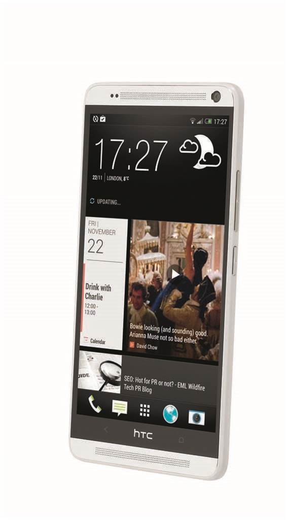 Review: HTC one max
