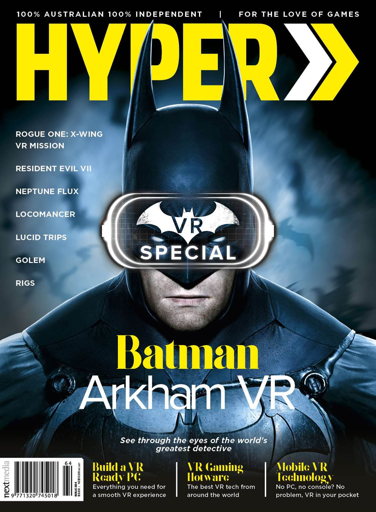 Hyper VR Special On Sale Now