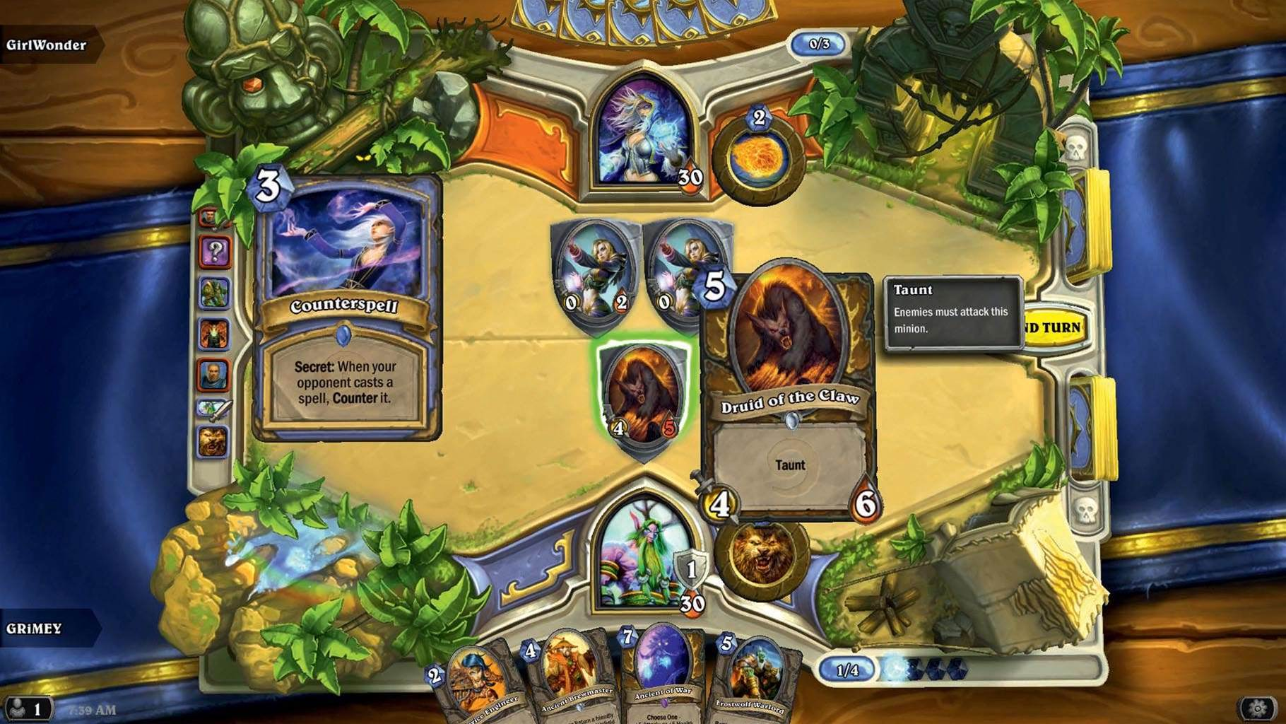 Hearthstone: Heroes of Warcraft out now on Android