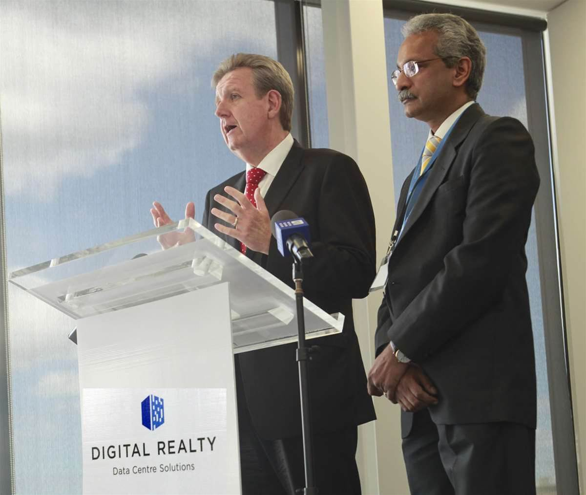 Rackspace customers jump into Sydney data centre