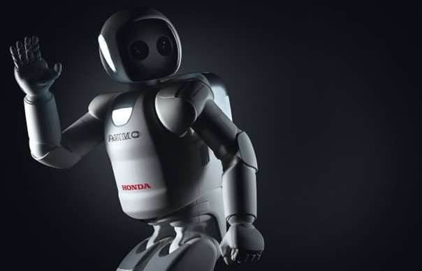 Honda's Asimo robot gets mobility upgrade
