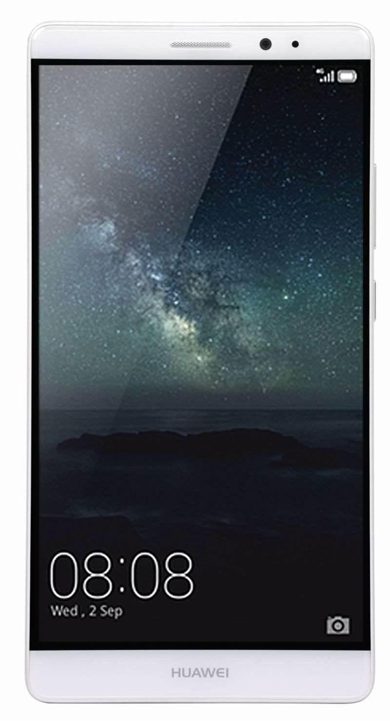 Review: Huawei Mate 8 - great screen, not so great camera