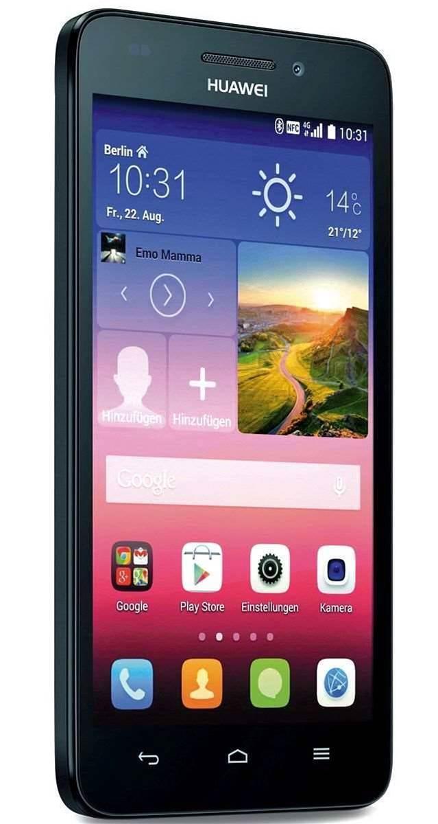 Labs Brief: Huawei Ascend Y550