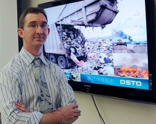 Defence troops to be powered by rubbish
