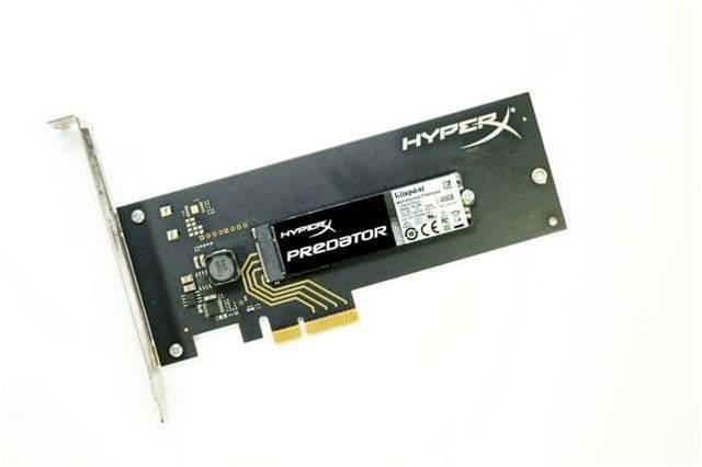 Review: HyperX Predator 480GB PCIe SSD