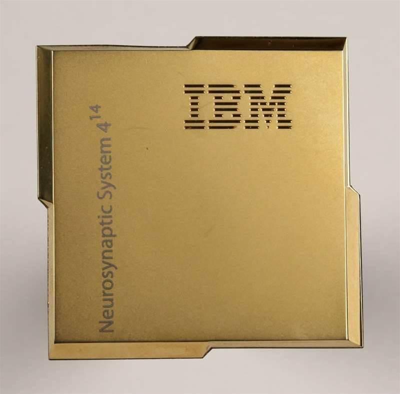 IBM unveils computer chip that emulates human brain