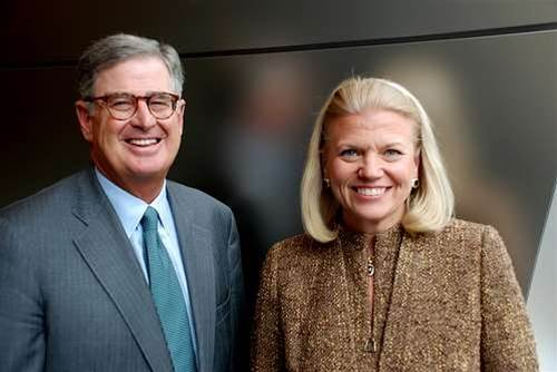 IBM's Rometty breaks silence on channel