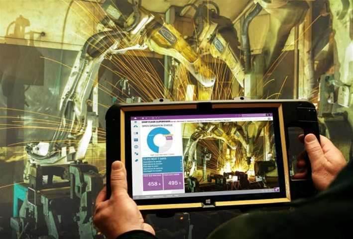 IFS announces new IoT platform