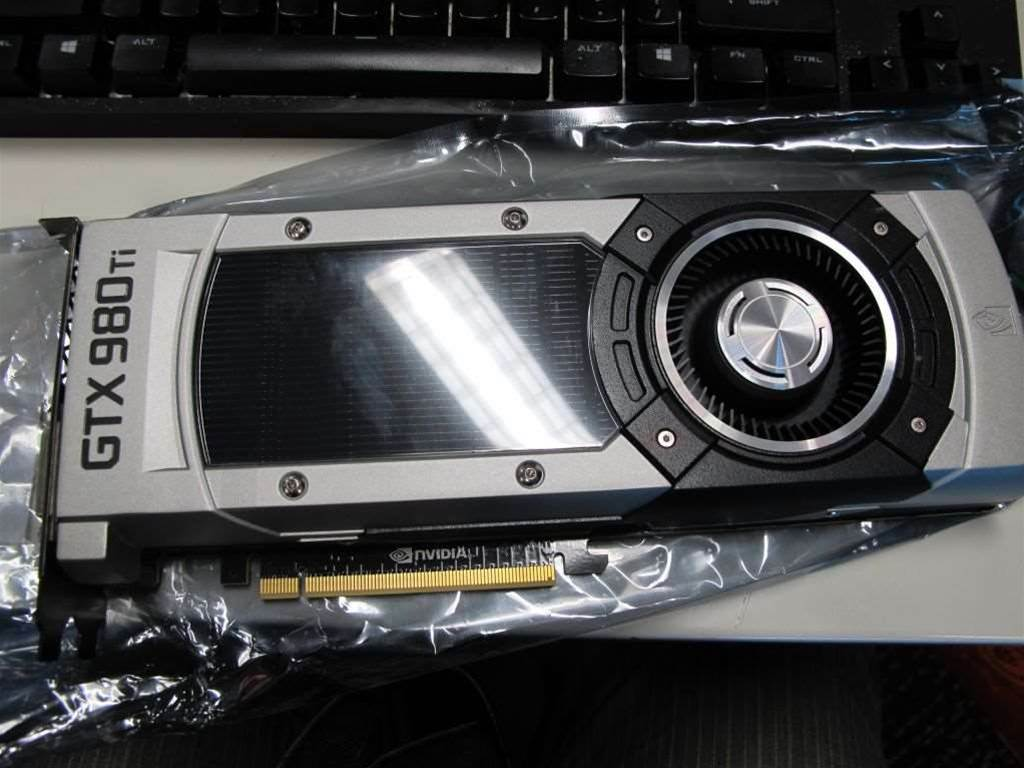 NVIDIA announces new GeForce 980 Ti