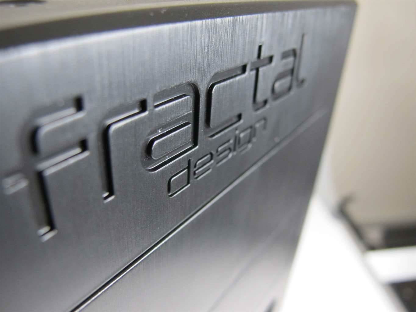 Fractal Design's Arc case is a cool customer