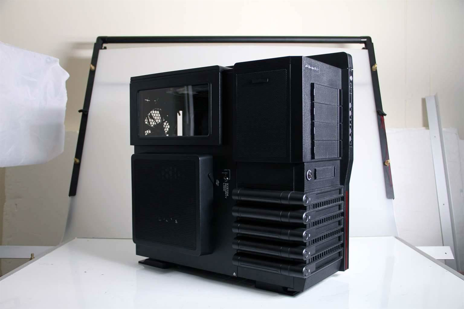 EXCLUSIVE: Thermaltake's new Level10 GT case