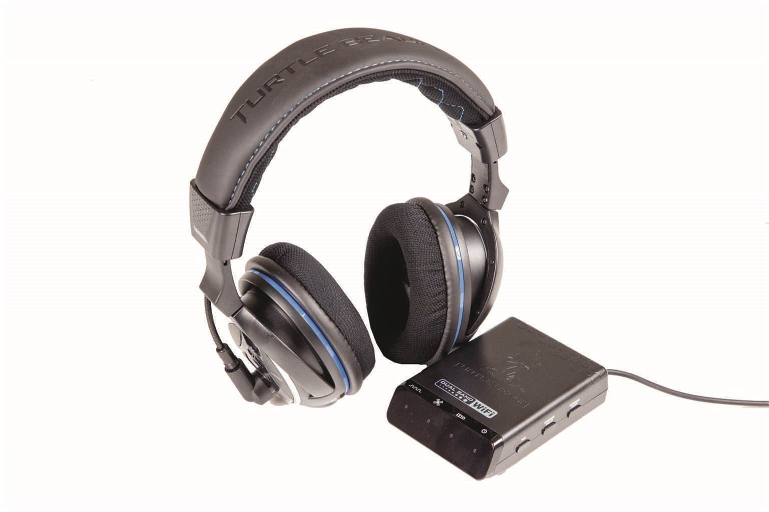 Labs Brief: Turtle Beach Earforce PX4