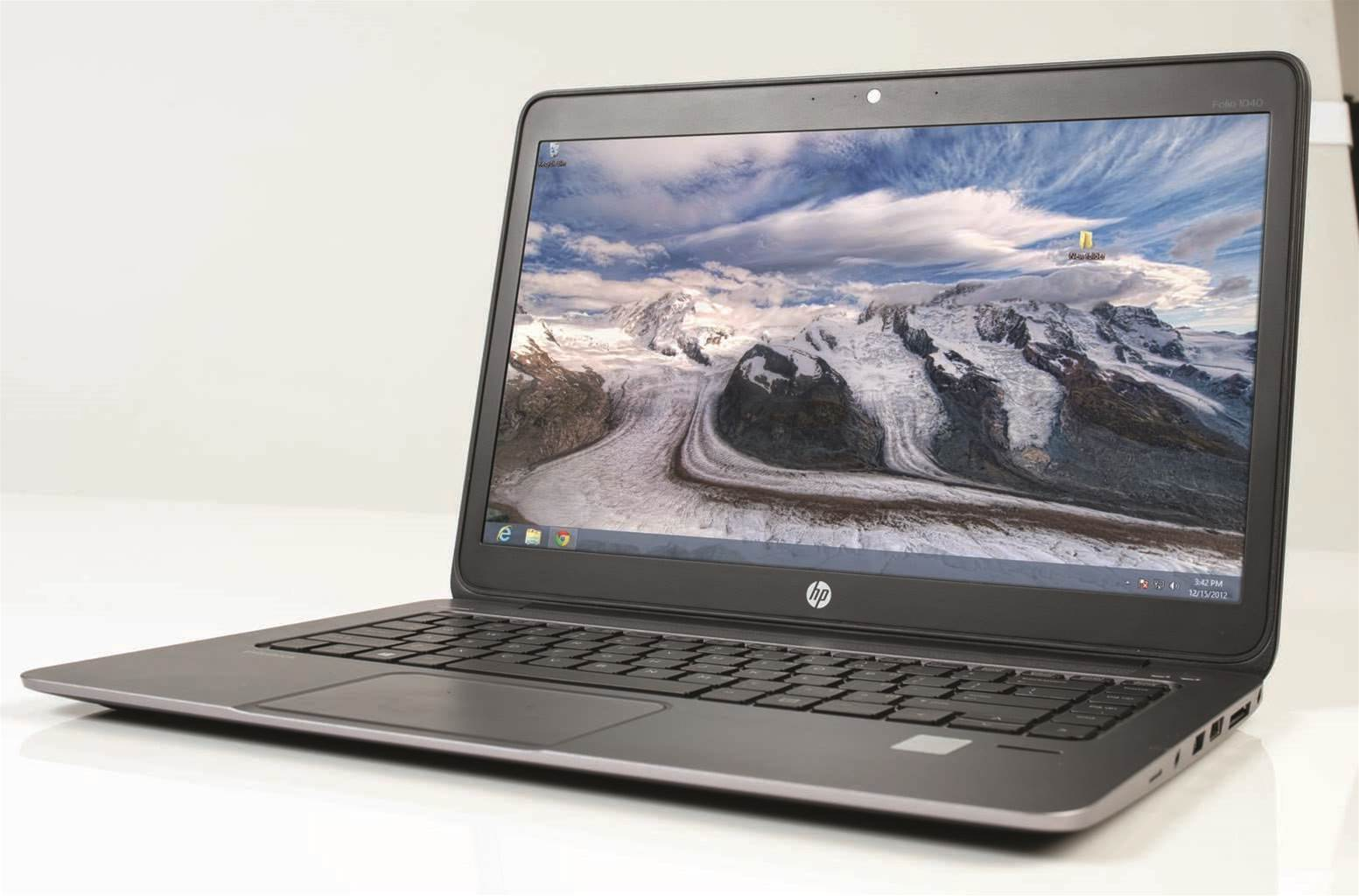Labs Brief: HP Elitebook Folio 1040 G1