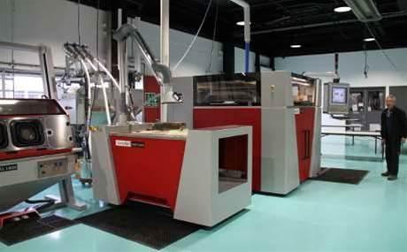 CSIRO opens 3D printing lab