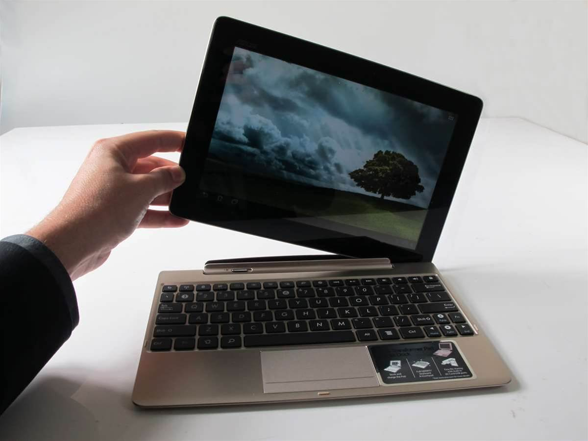 Review: Asus Transformer Pad Infinity