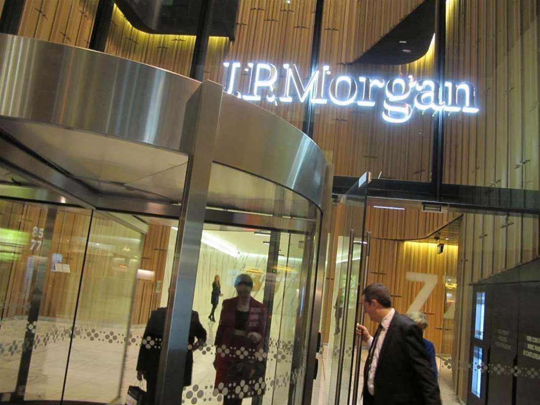 JP Morgan embraces BYOD program