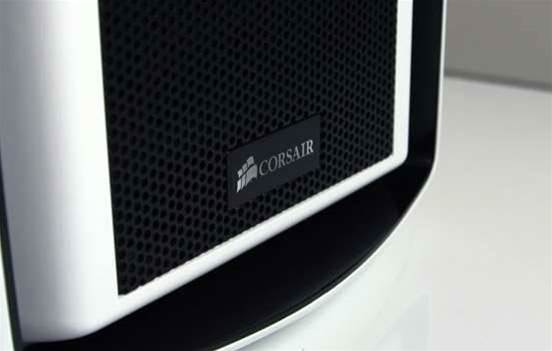 Corsair's new 600T is a white-out of cool!