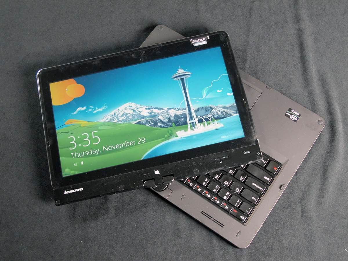 Review: Lenovo's ThinkPad Twist