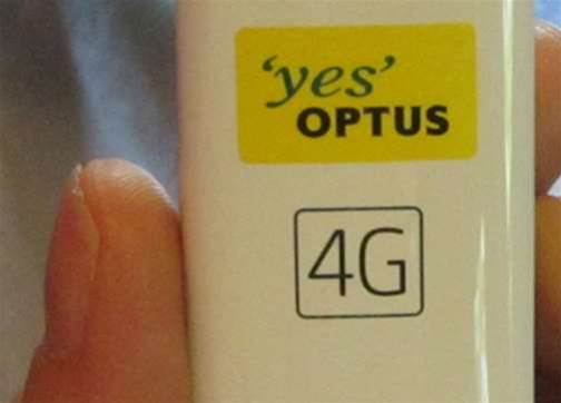 Photos: Optus 4G products showcase