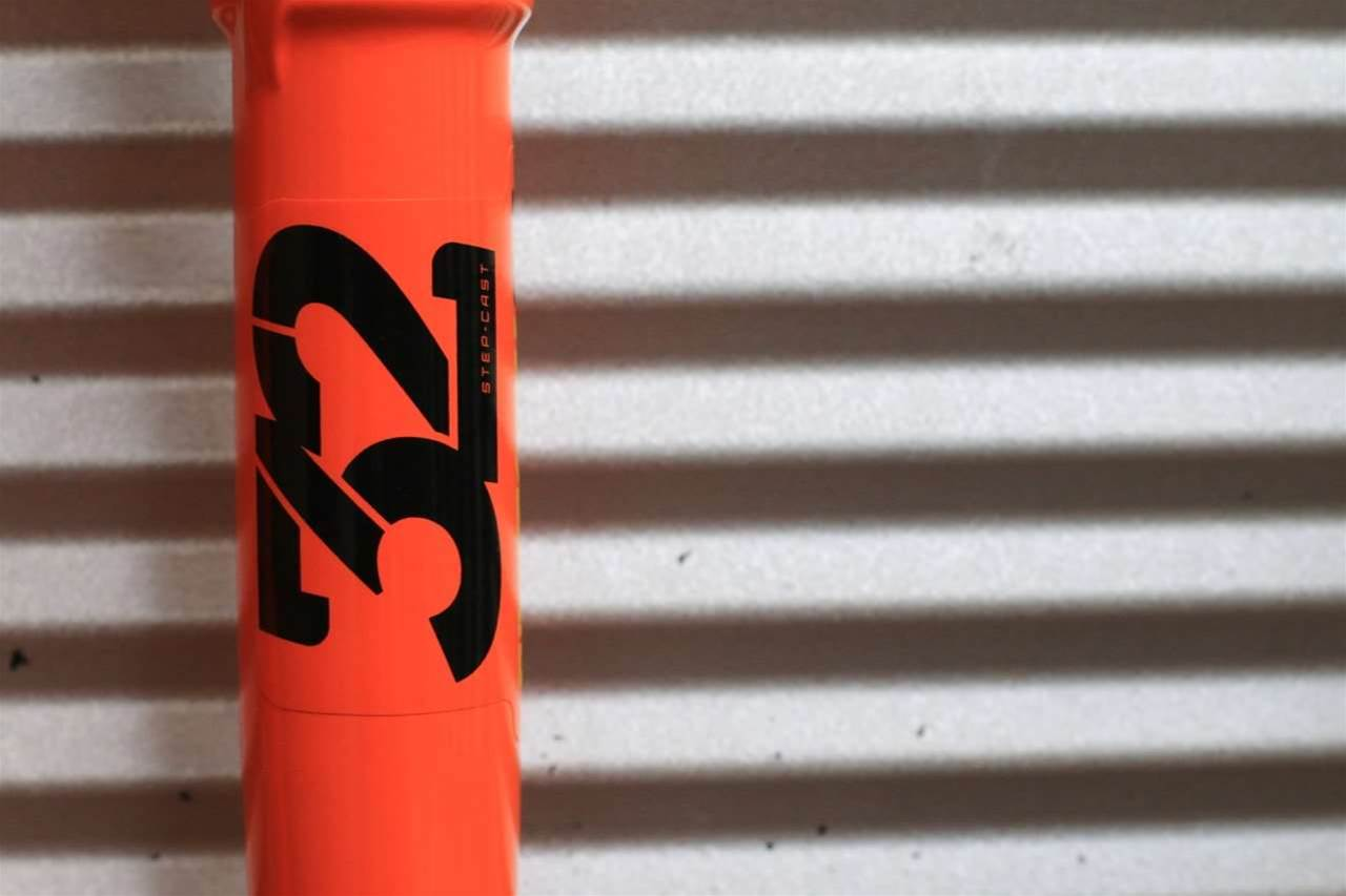FIRST LOOK: Fox 32 SC Factory suspension fork