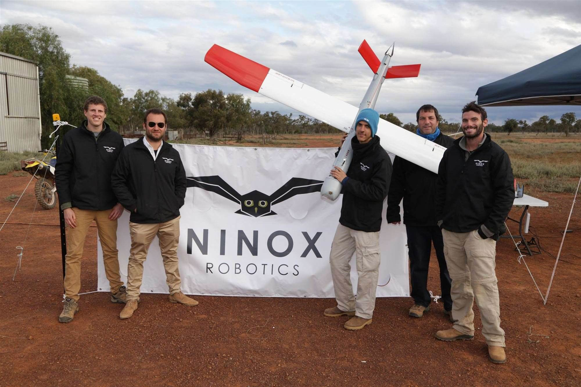 Ninox Robotics About to Launch Military-grade Drone for Agricultural Surveillance