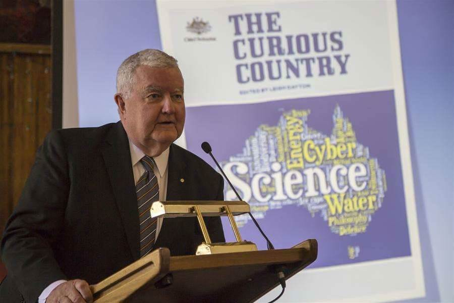 Chief scientist calls for dramatic changes to innovation policy