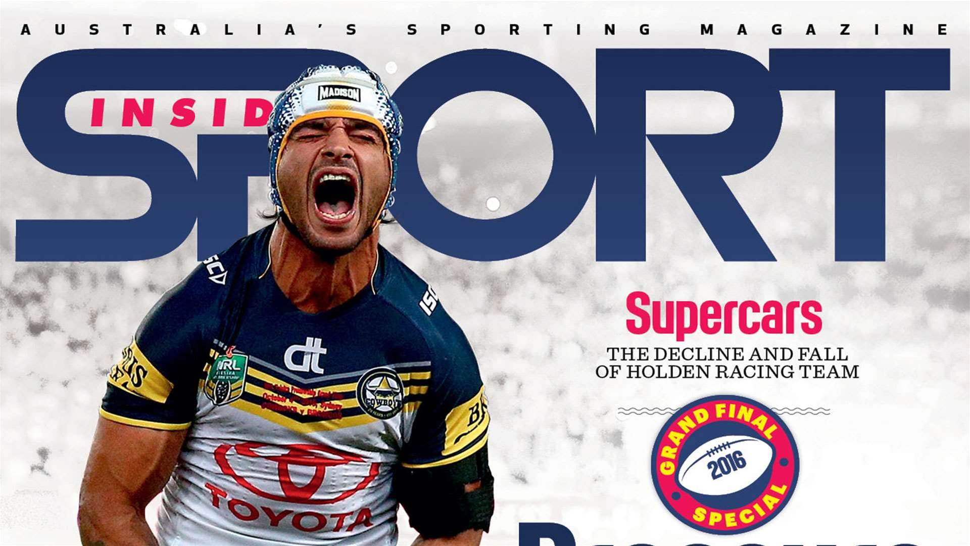 Grand final pressure issue out now