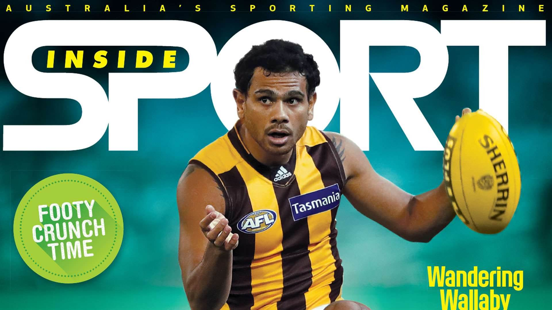 Footy crunch time issue out now