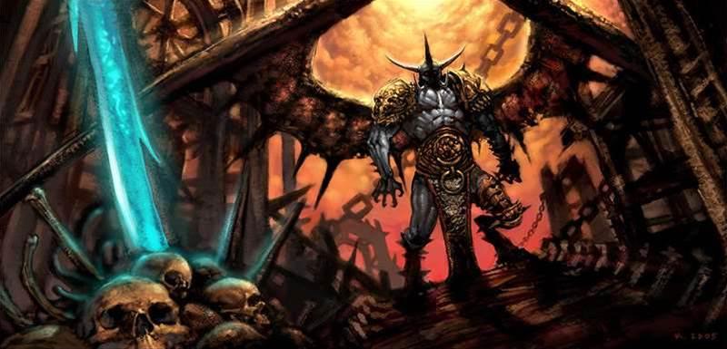 Diablo hacker springs reverse engineers
