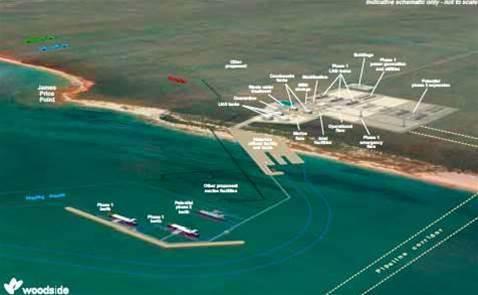 Woodside Energy eyes subsea fibre links