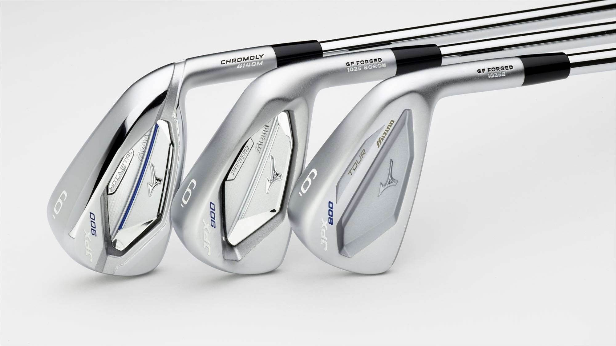 New Gear: Mizuno launches three JPX900 iron models