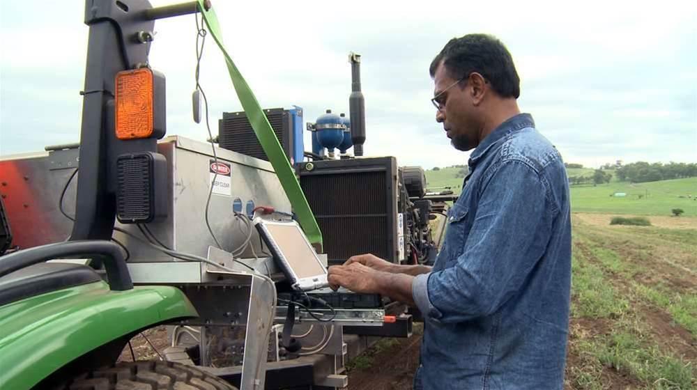 Robotics and AI headed for Aussie farms