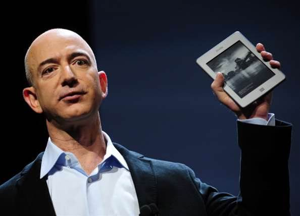 Amazon touts 'one million per week' Kindle sales
