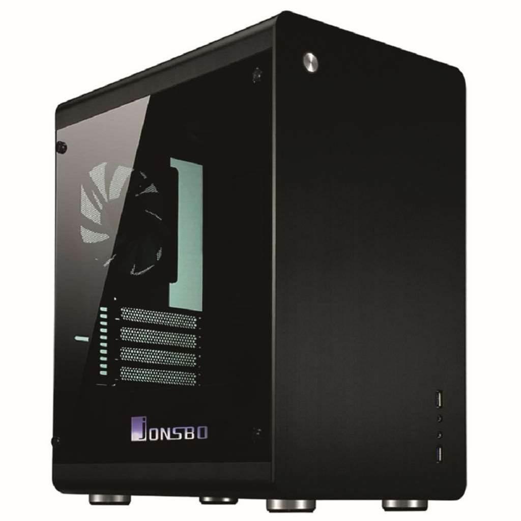 Review: Jonsbo RM3 PC case