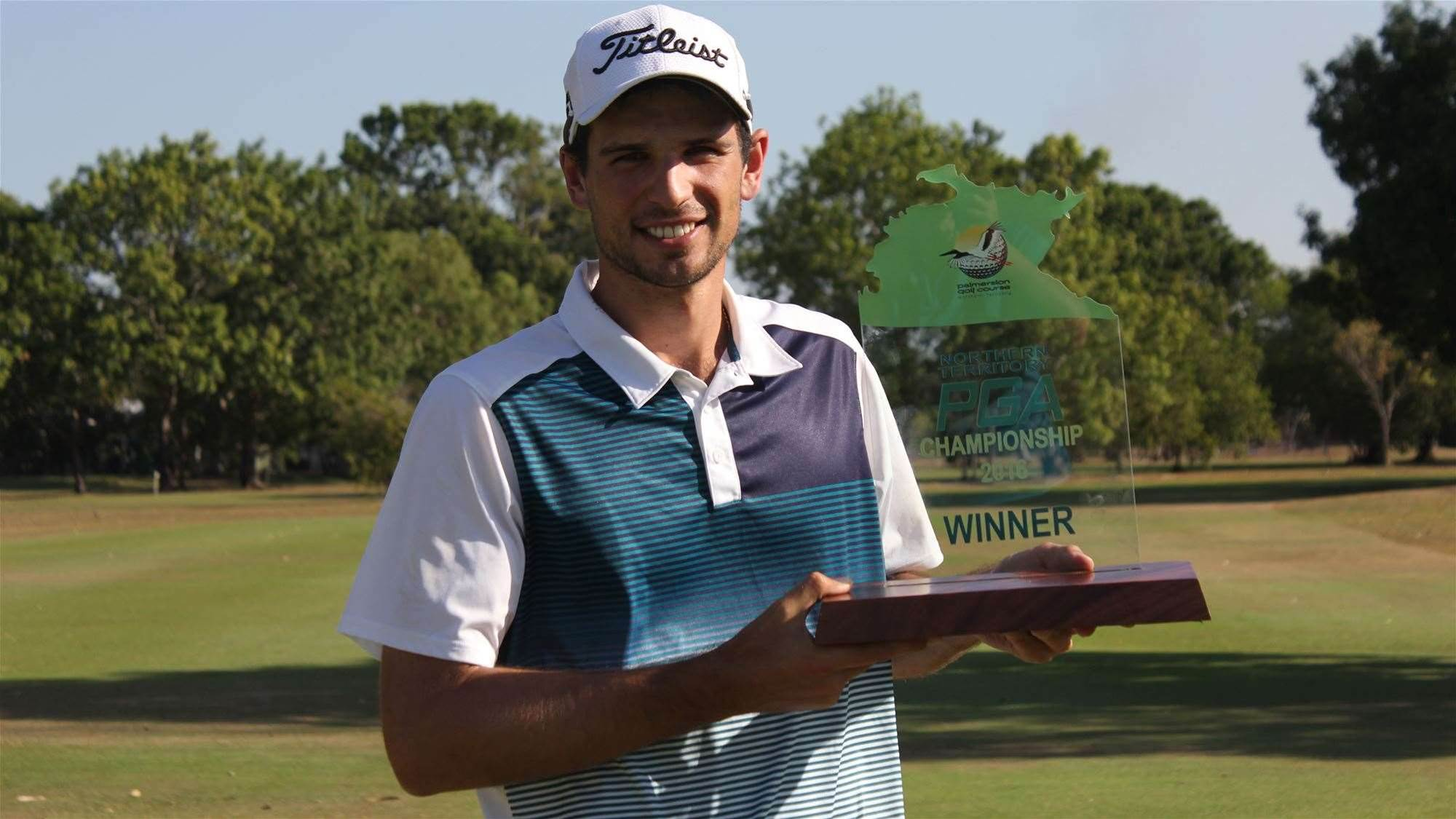 Zunic claims inaugural Northern Territory title