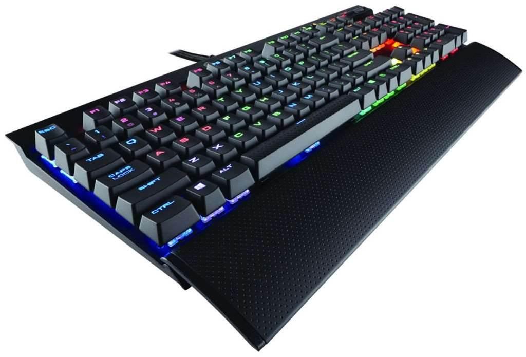 One Minute Review: Corsair K70 Rapidfire RGB keyboard