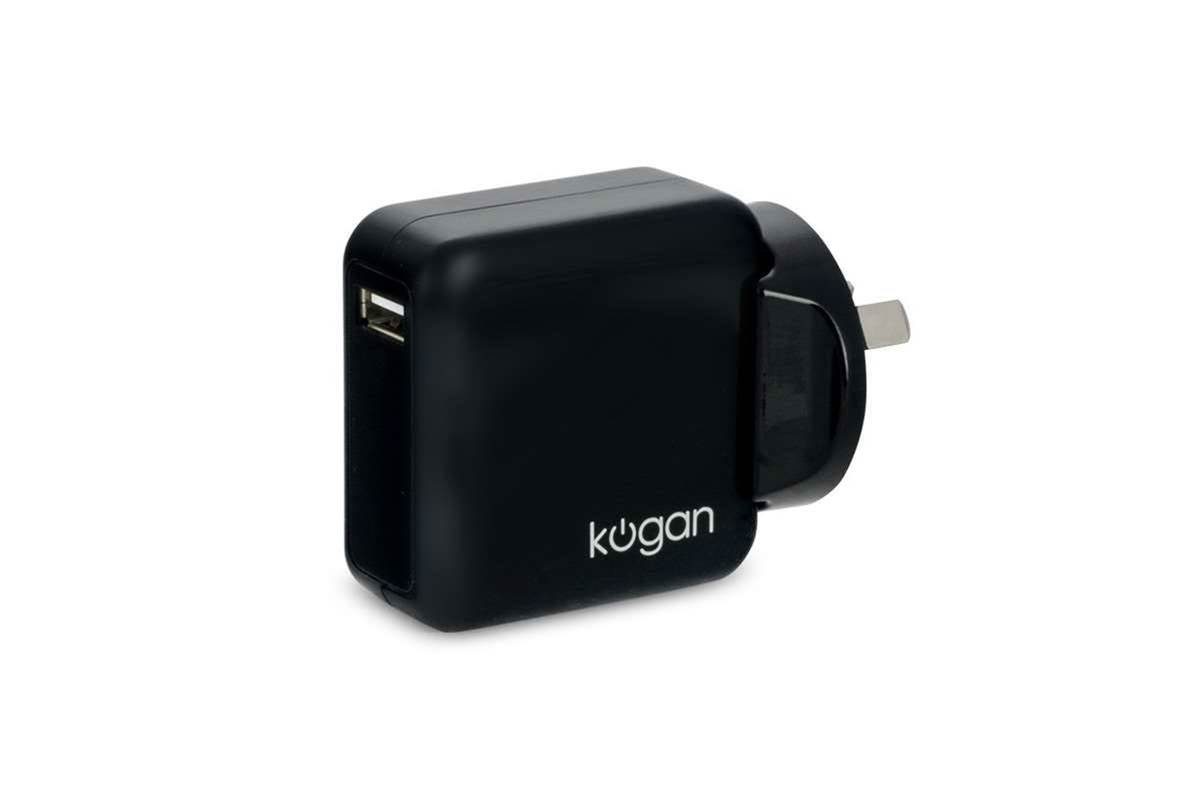 Kogan charger recalled over shock risk
