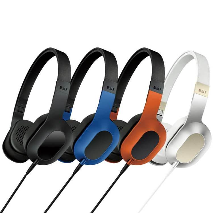 KEF offers up stylish new M400 headphones
